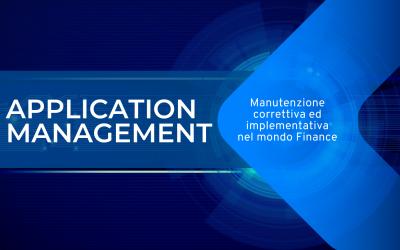 L'Application Management nel settore Finance